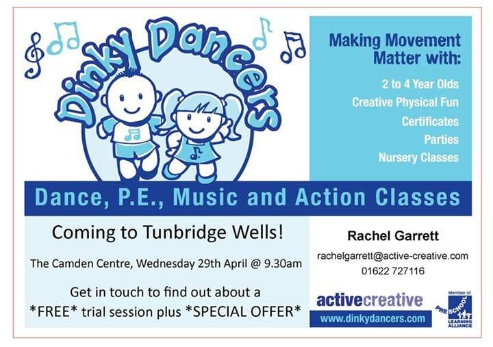 Dinky Dancers Tunbridge Wells