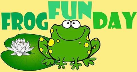 Frog Fun Day