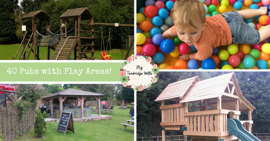 pubs with play areas in Kent