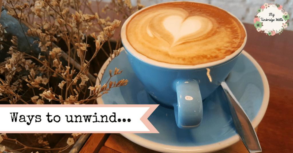 ways to unwind
