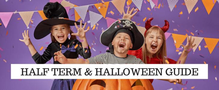 Half Term and Halloween Tunbridge Wells