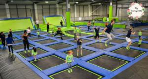 Jump In trampoline park in Tonbridge
