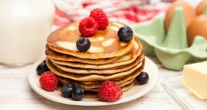 Pancakes in Tunbridge Wells
