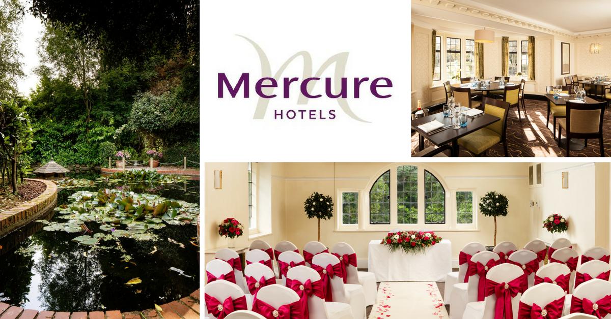 The Mercure Hotel Tunbridge Wells 1