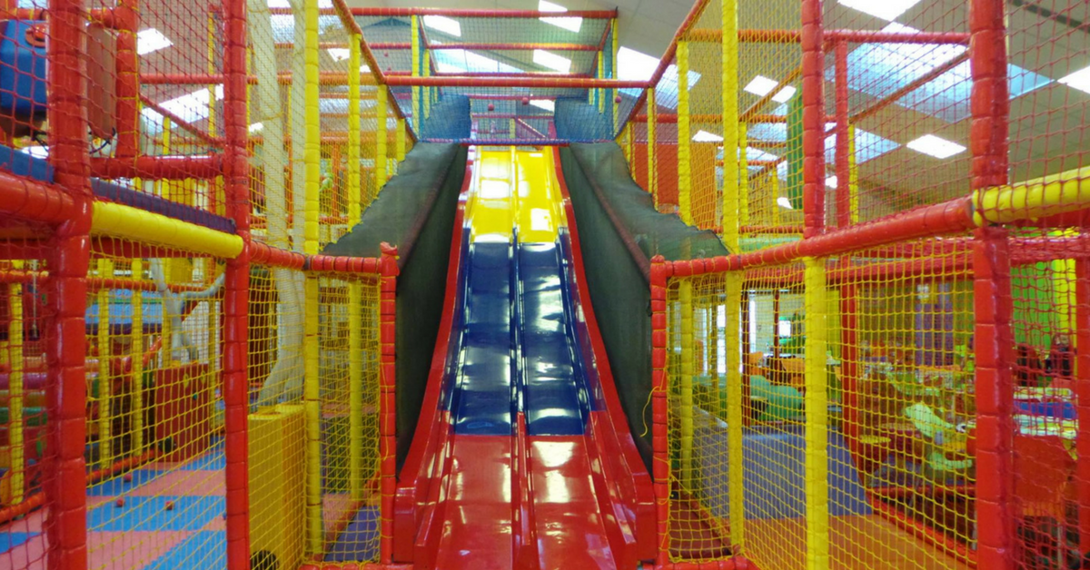 Soft play in Kent