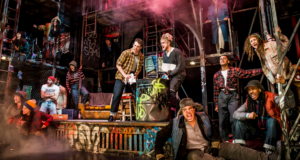 RENT the Musical at Assembly Hall Theatre Tunbridge Wells 2
