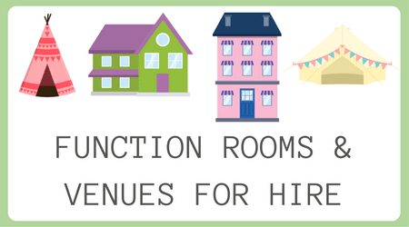 Tunbridge Wells Function Rooms and Venues for hire