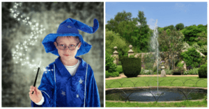 Magic and Monsters at Groombridge Place
