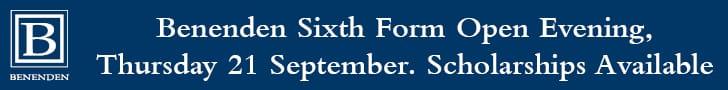 Benenden Sixth Form Open Evening September 2017