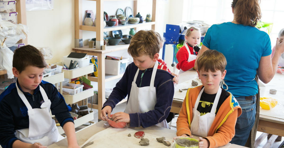 The Ceramics Studio Pottery Classes