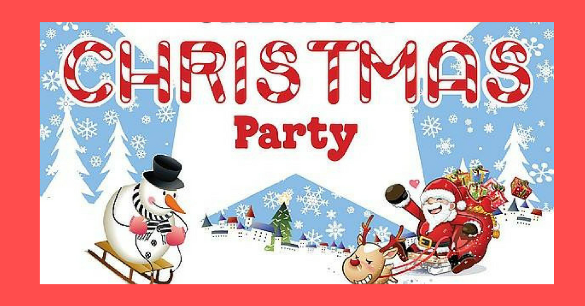 The Mercure Tunbridge Wells Christmas Party