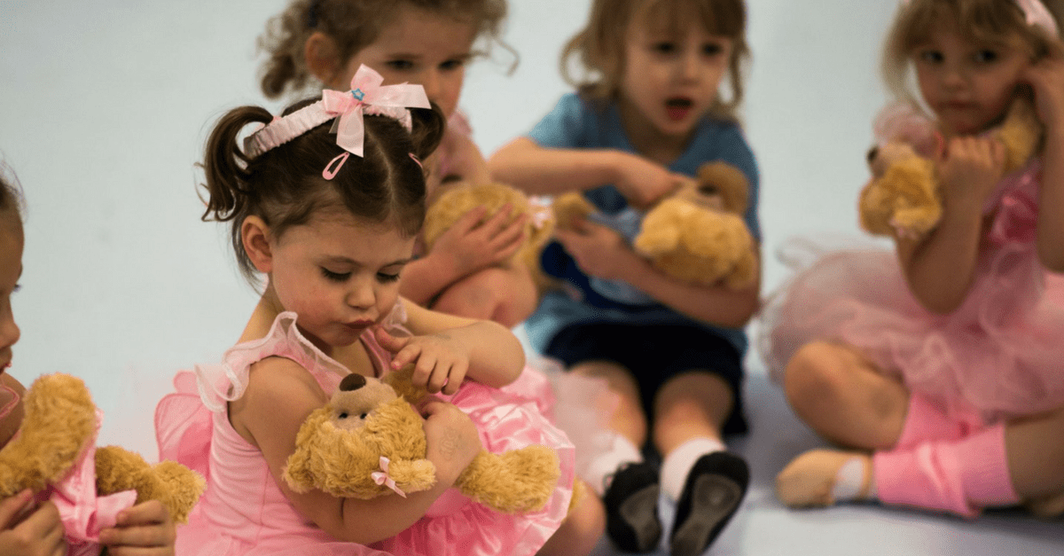 children's classes around Tunbridge Wells - babyballet