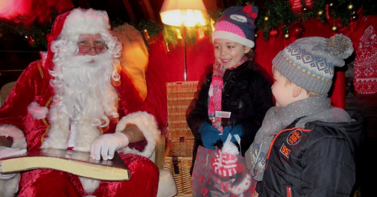 Christmas Experience at Bewl Water