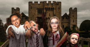 Hever Castle Halloween Events