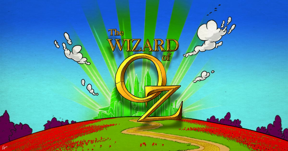 The Wizard of Oz at Trinity Theatre