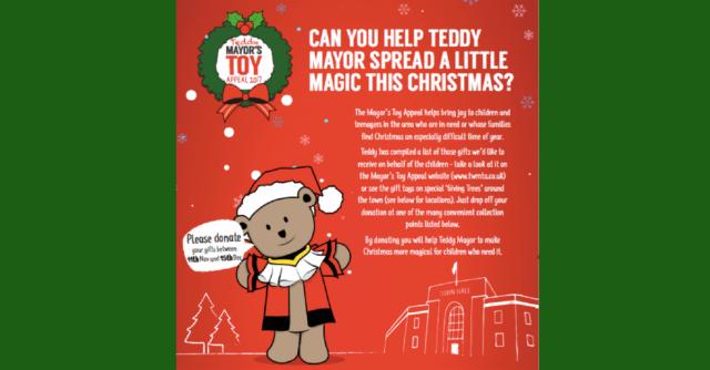 Tunbridge Wells Mayor's Toy Appeal