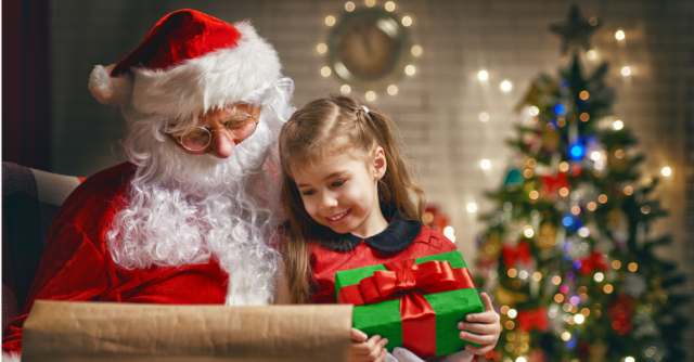 Christmas family days and events in Kent and East Sussex