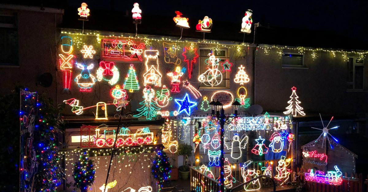 Best Christmas Lights around Tunbridge Wells 4