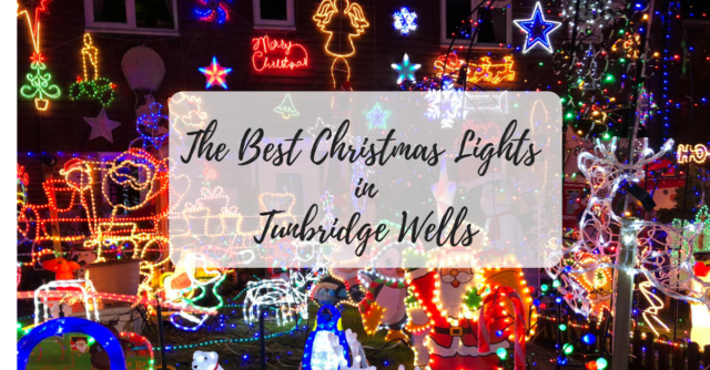 Best Christmas Lights around Tunbridge Wells