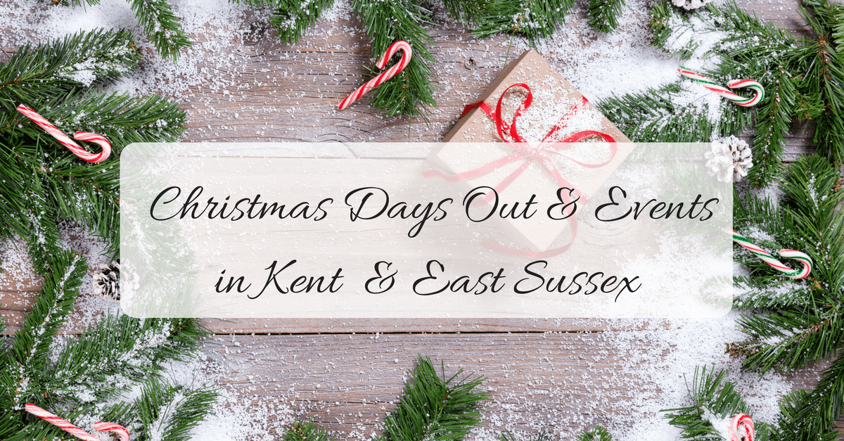 30+ Christmas family days out and events in Kent & East Sussex