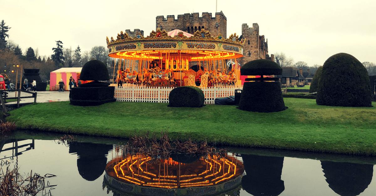 Tunbridge Wells after Christmas Hever Castle