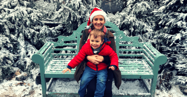 Tunbridge Wells after Christmas_Hever Castle