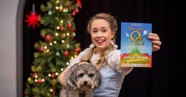 Wizard of Oz Trinity Theatre Tunbridge Wells 2