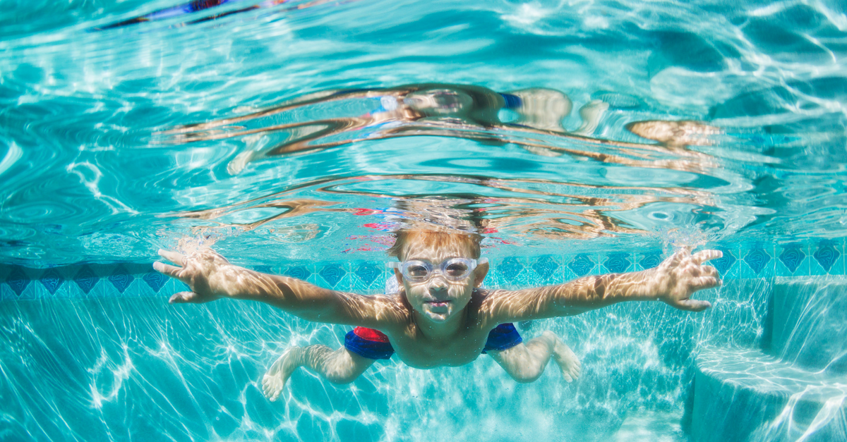 family days out in Kent & East Sussex this Summer Swimming Pool