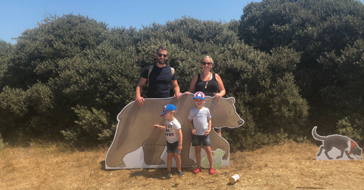 family break on the Isle of Wight