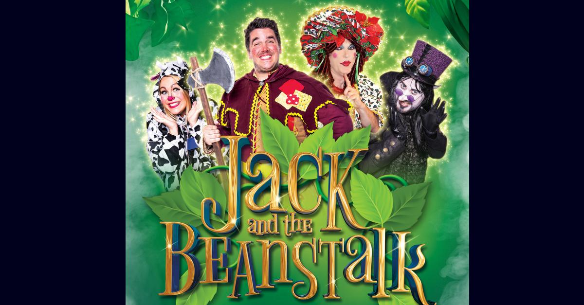 Jack And The Beanstalk Panto Em Forster Theatre 15 Dec
