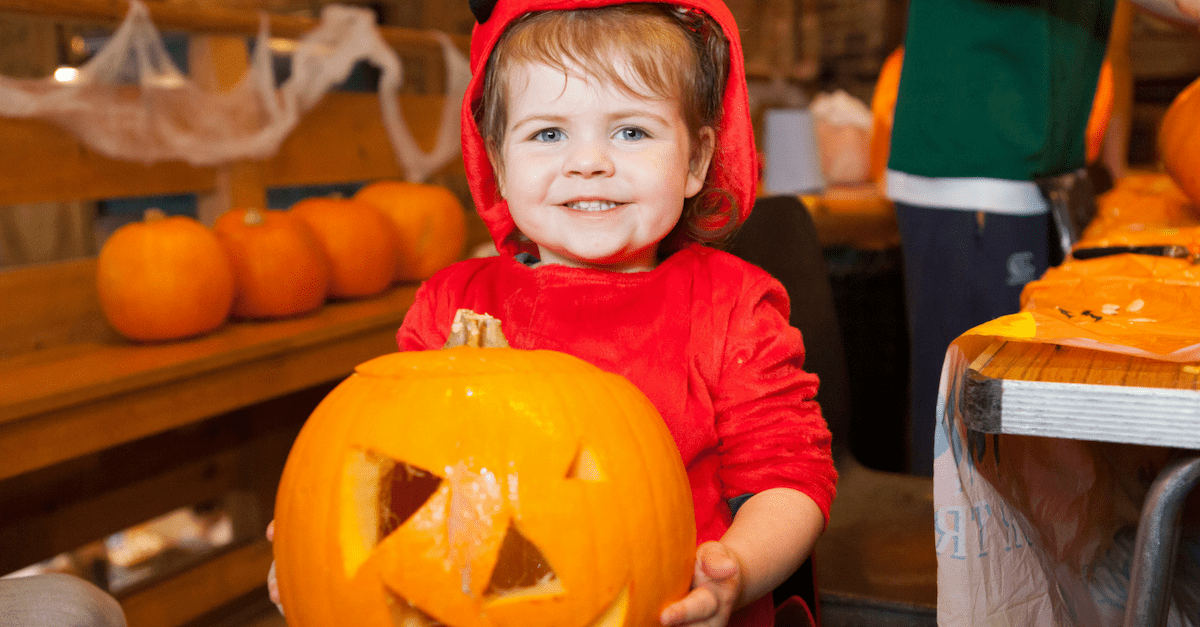 Halloween at Kent Life