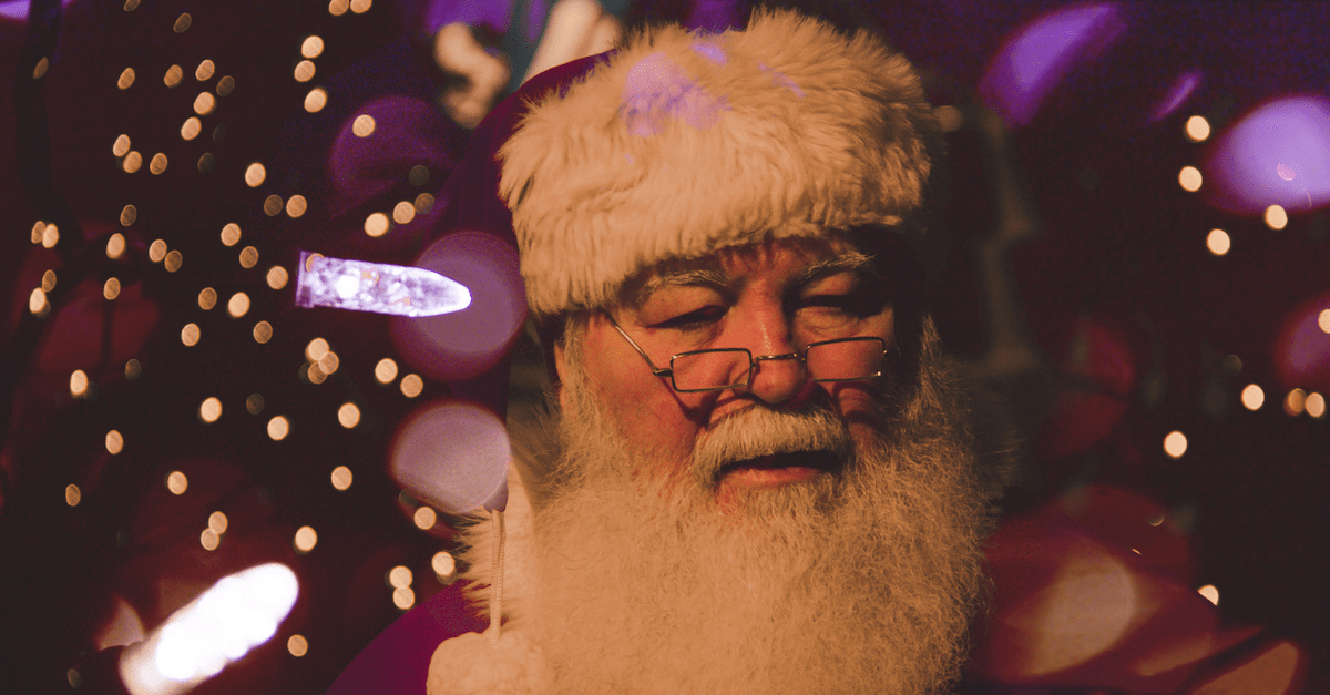 See Father Christmas at The Hop Farm