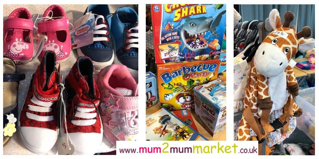 Kings Hill, West Malling - Mum2Mum Market