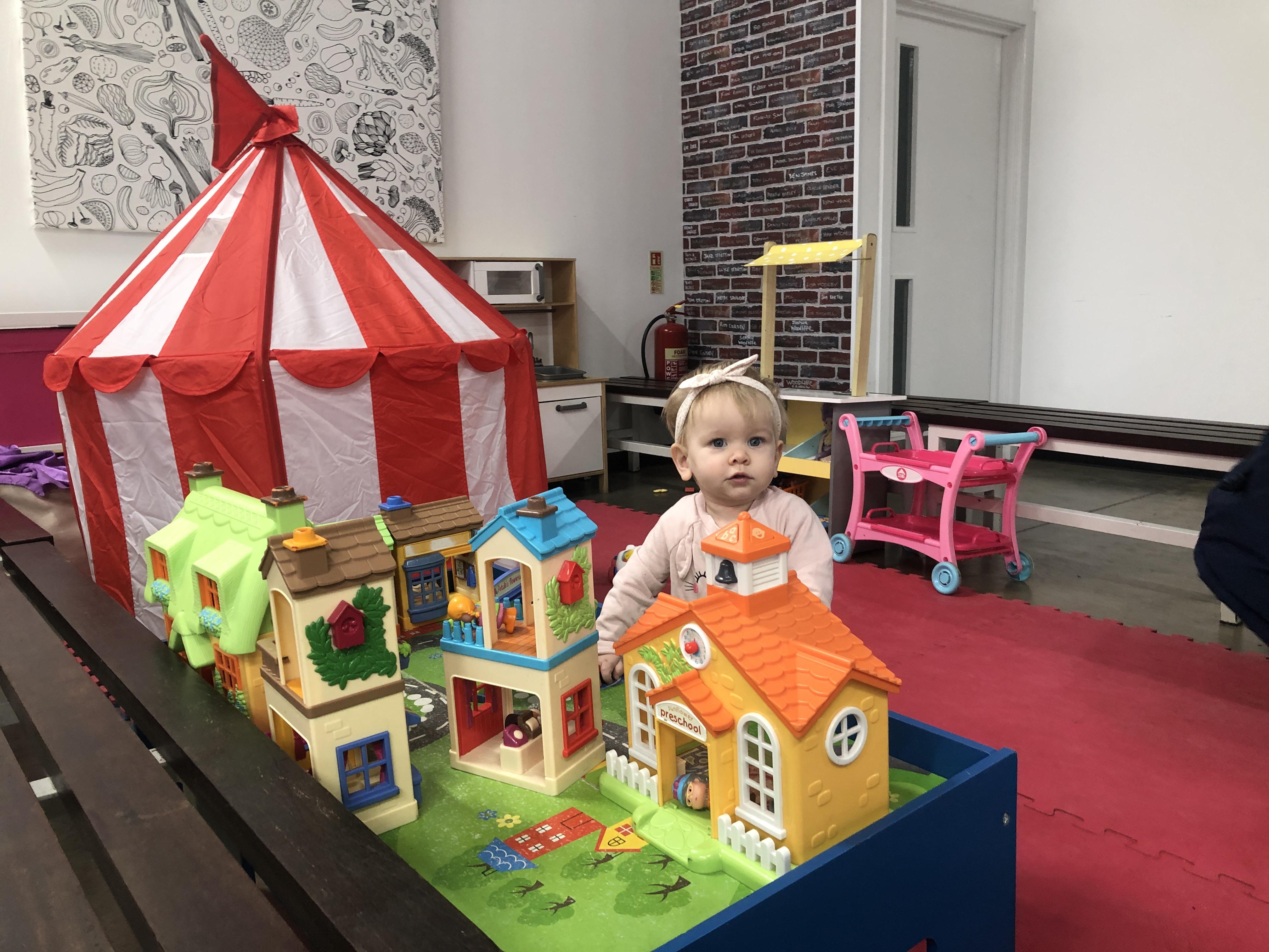 Tunbridge Wells Child Friendly Cafes_Langton Pavilion Cafe