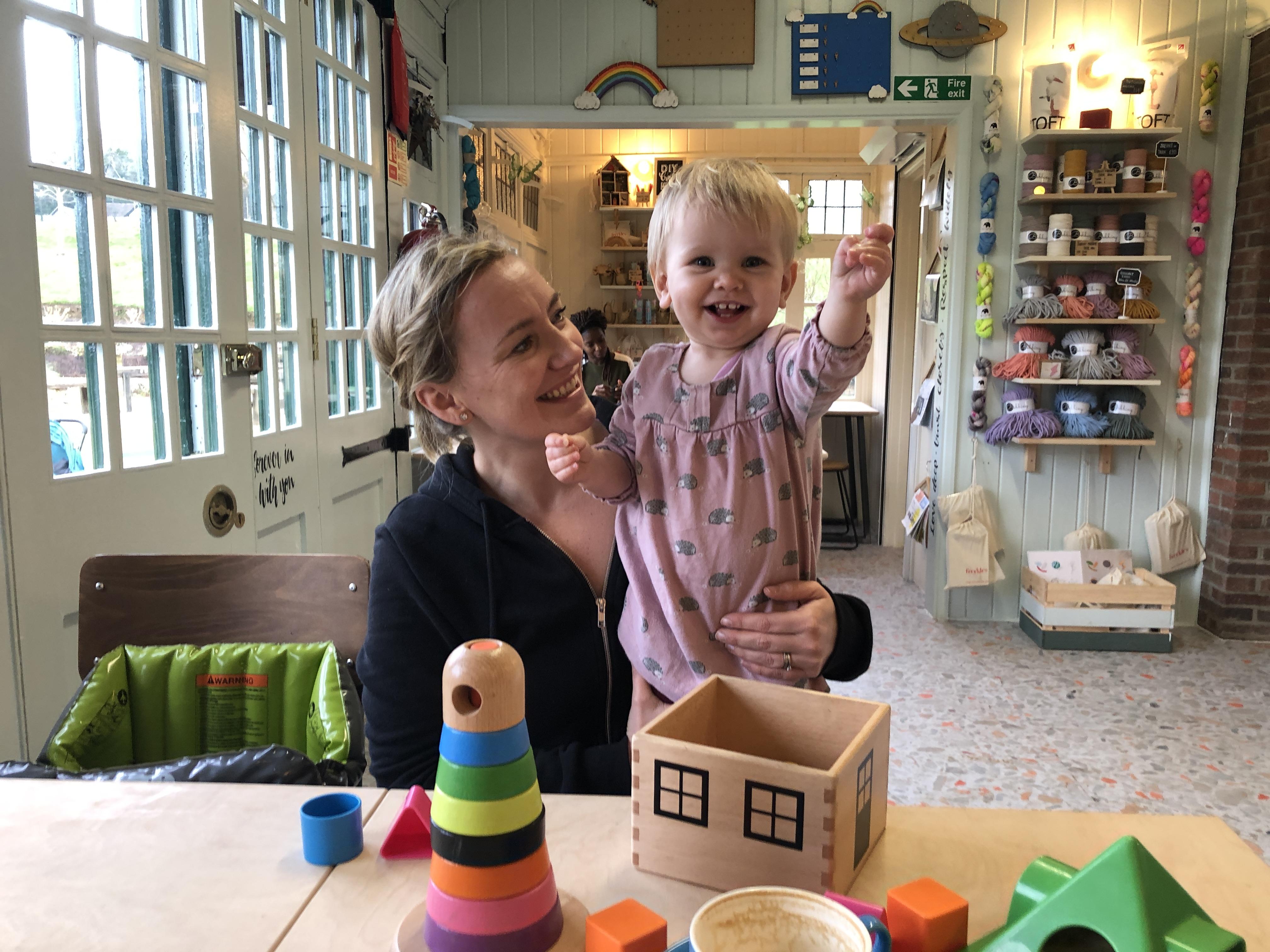 child friendly cafes in Tunbridge Wells