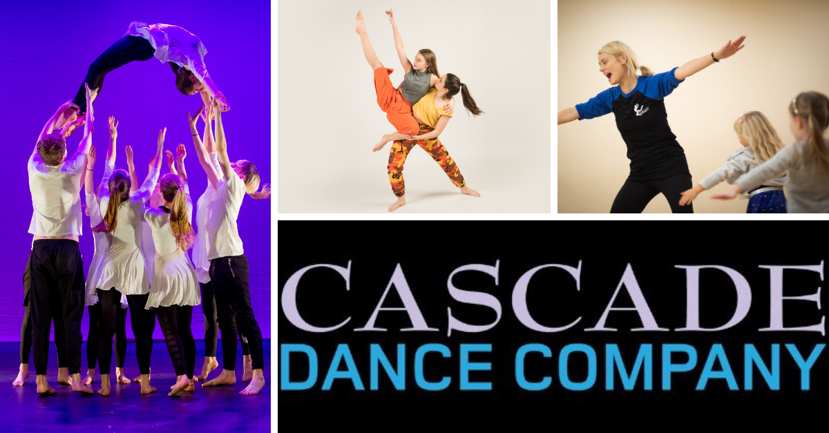 Cascade Dance Company Tunbridge Wells Kent