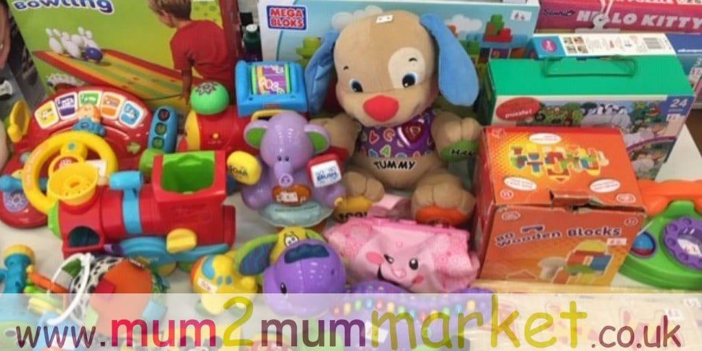 Kings Hill Mum2Mum Market – 26 September