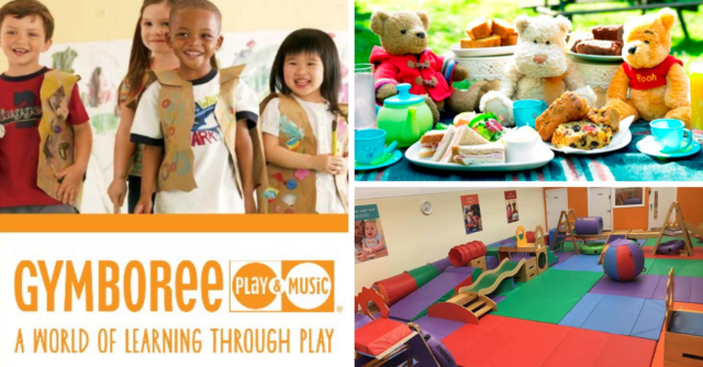 Summer Highlights at Gymboree Play and Music Tunbridge Wells