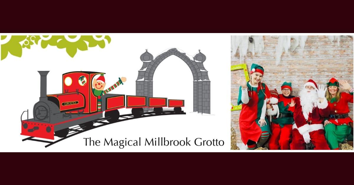 Millbrook Garden Centres Christmas Grotto