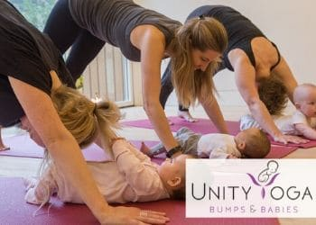 Unity Yoga Bumps and Babes