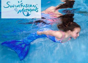 Swim Fusion Mermaids Classes