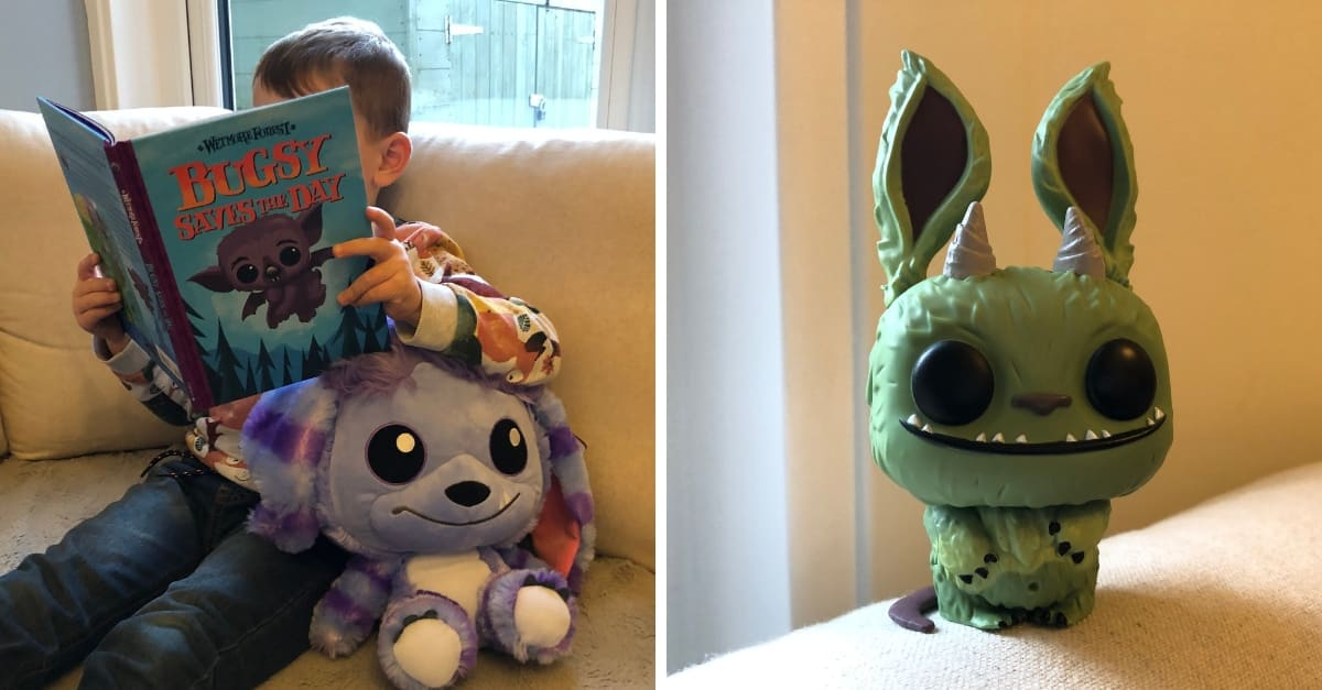 Review Wetmore Forest Monsters Collection