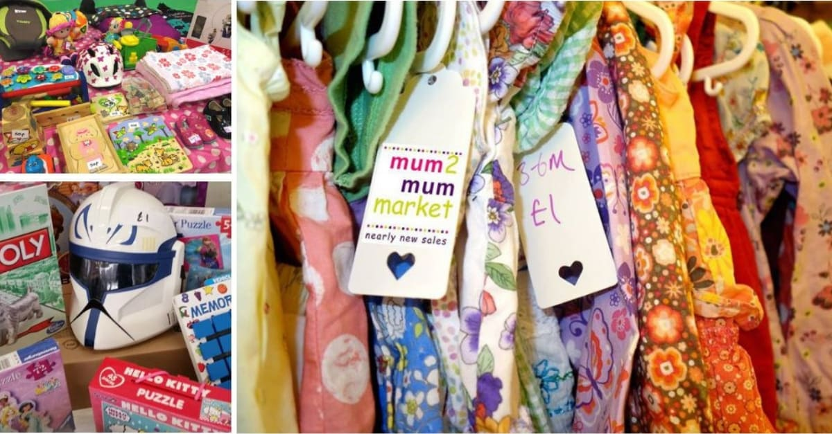 Kings Hill Mum2Mum Market – 13 June