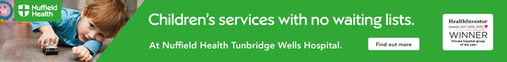 Nuffield Health Tunbridge Wells Childrens Services