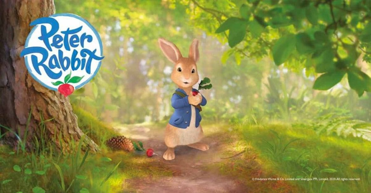 See Peter Rabbit™ at the Spa Valley Railway