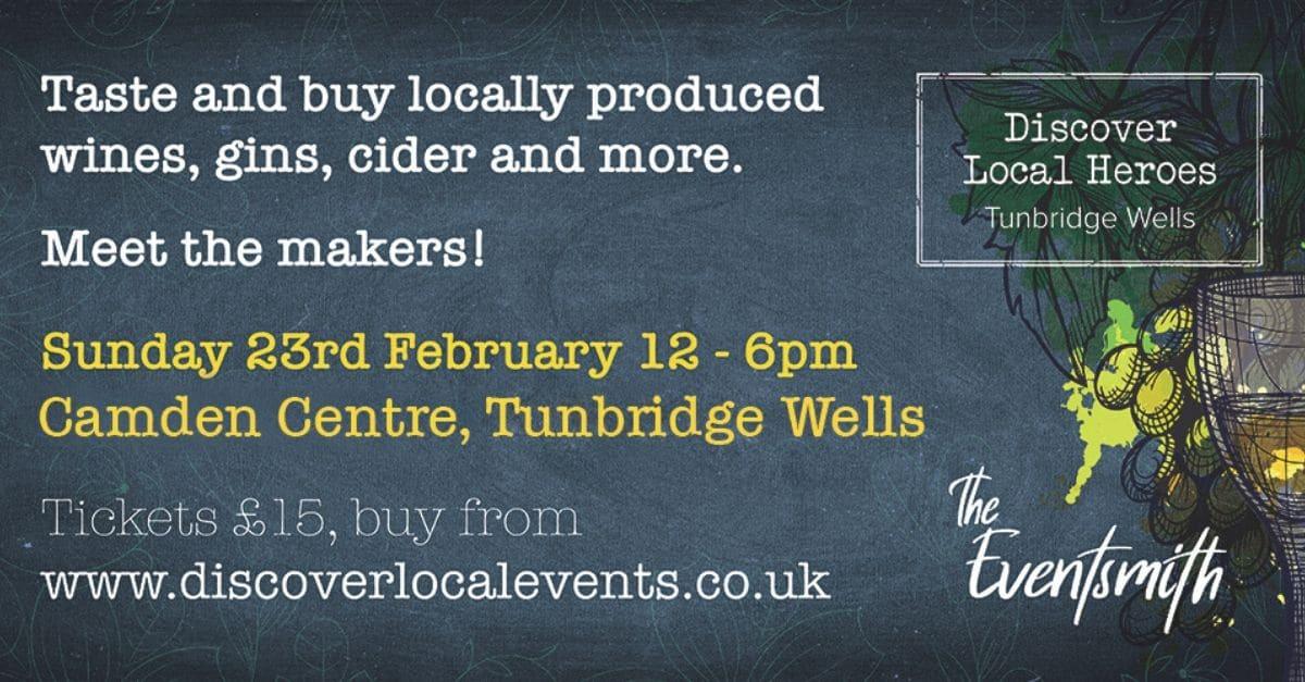 Discover Local Heroes Tunbridge Wells