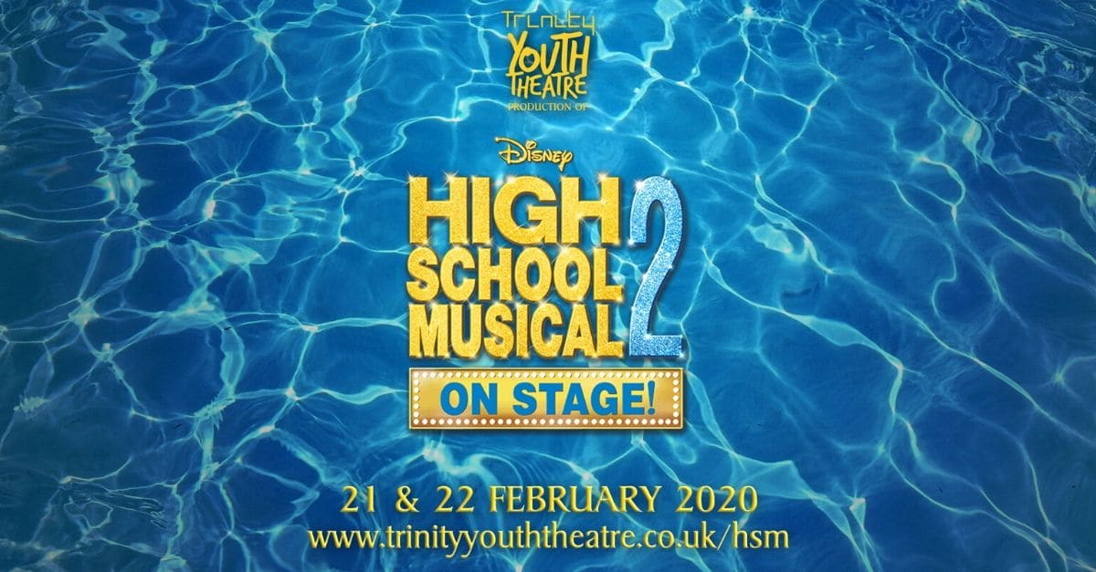 High School Musical 2 at Trinity Theatre