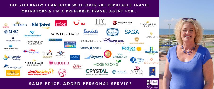 Julie Kenyon Personal Travel Agent Tunbridge Wells