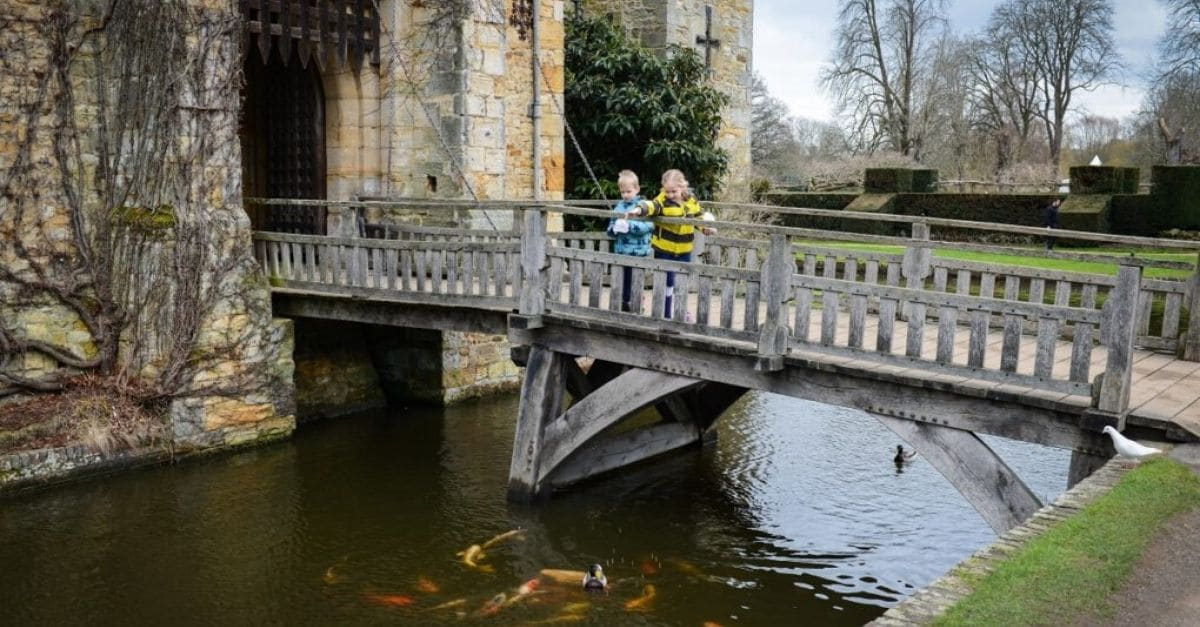 Living with Nature at Hever Castle