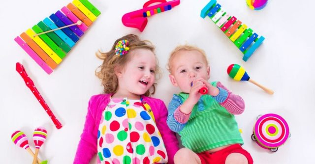 Ten terrific online classes for babies and toddlers